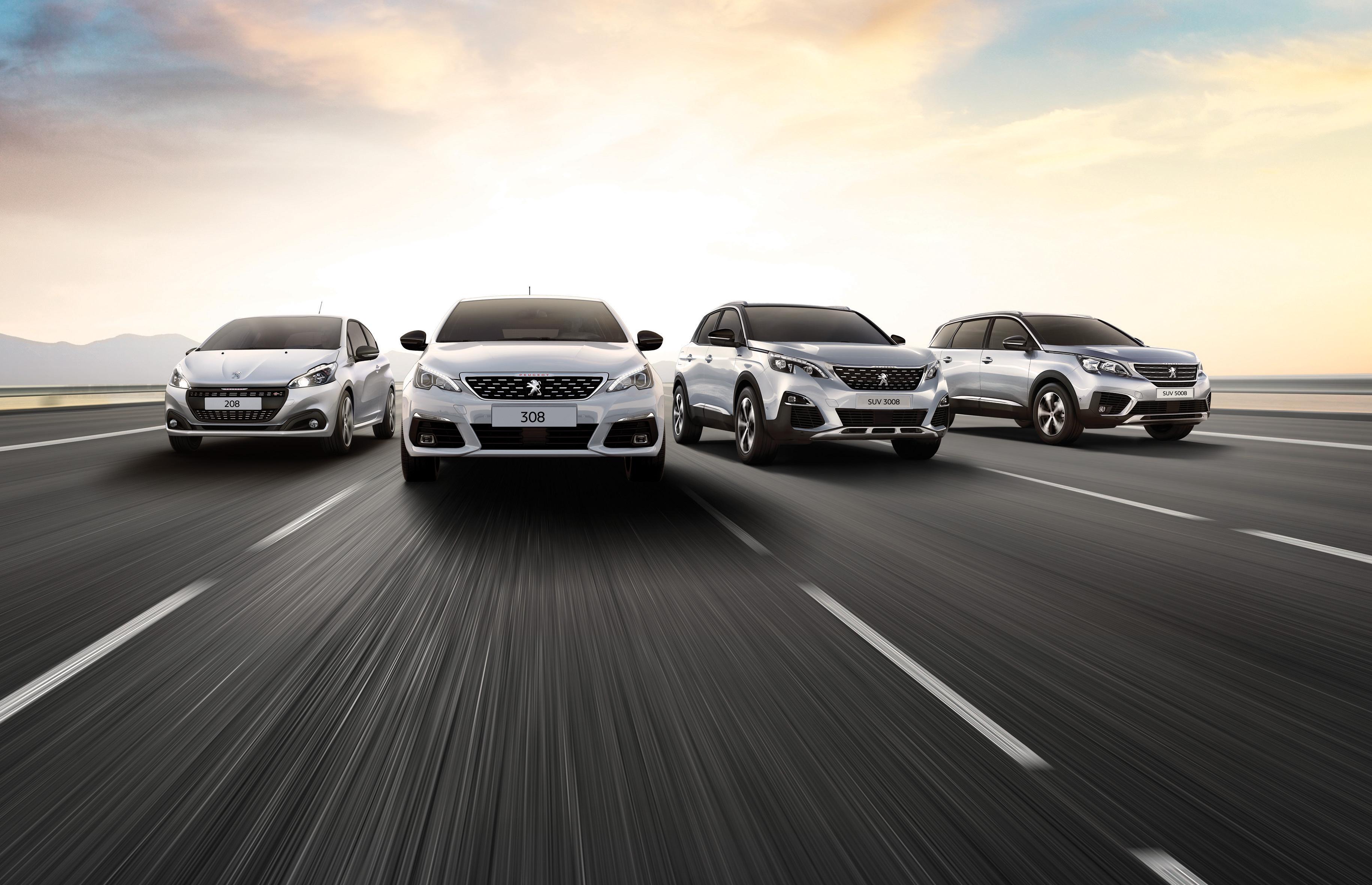 Peugeot'da daha az ÖTV daha fazla avantaj devam ediyor!