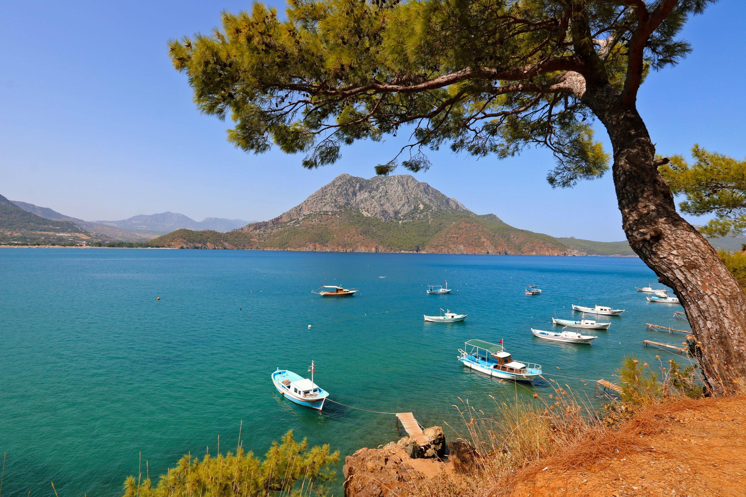 Akdeniz'deki Sakin Tatil Yerleri
